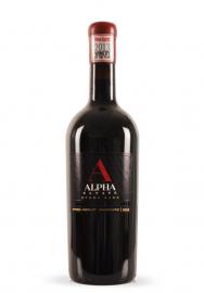 Vin Alpha Estate Red, (Syrah, Merlot, Xinomavro), 2009 (1.5L)