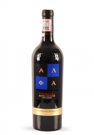 Vin Alpha Estate, Xinomavro Vieilles Vignes, Unfiltered 2009 (0.75L) Image