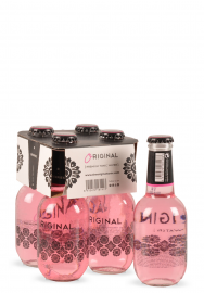 Apa tonica premium, Original Pink B (Berries), (4x0.2L)