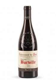 Vin Domaine Barville, A.O.C. Châteauneuf-du-Pape, 2010 (0.75L)