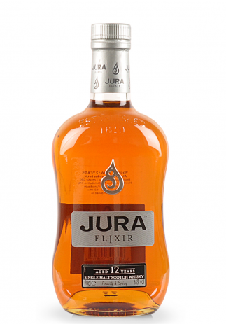Whisky Jura Elixir 12 ani, Single Malt Scotch (0.7L)