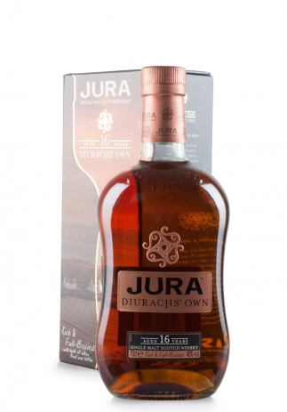 Whisky Jura Diurachs'own 16 ani, Single Malt Scotch (0.7L)