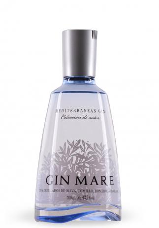 Gin Mare, Mediterranean Gin (0.5L) Image