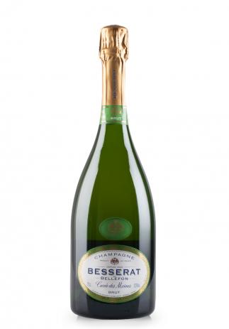 Champagne Besserat de Bellefon, Cuvée des Moines, Brut (0.75L) (756, SAMPANIE BRUT FRANTA)