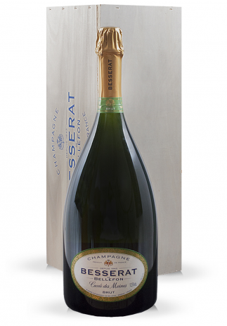 Champagne Besserat de Bellefon Matusalem, Cuvée des Moines Brut (6L) (3030, SAMPANIE BRUT SPECIALA)