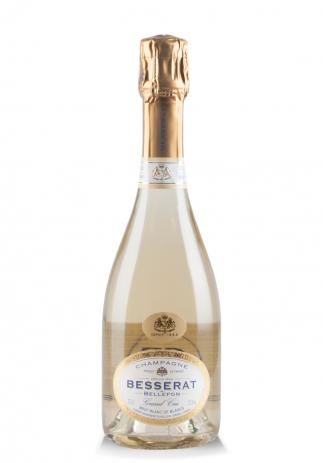 Champagne Besserat de Bellefon, Cuvée des Moines, Brut Blanc de Blancs (0.375L) Image