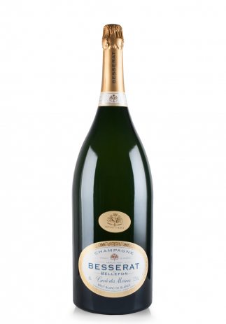 Champagne Besserat de Bellefon Mathusalem, Cuvée des Moines Brut Blanc de Blancs (6L) (3419, SAMPANIE BRUT BLANC DE BLANCS)
