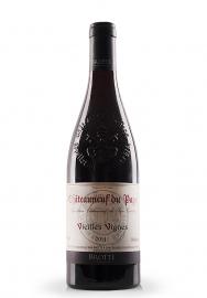 Vin Châteauneuf du Pape, A.O.C.Châteauneuf du Pape, Vieilles Vignes 2010 (0.75L)