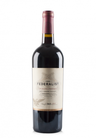 Vin The Federalist Dueling Pistols, Dry Creek Valley, 2014 (0.75L) Image