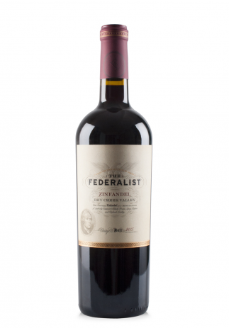 Vin The Federalist Visionary Zinfandel, Dry Creek Valley, 2015 (0.75L) Image