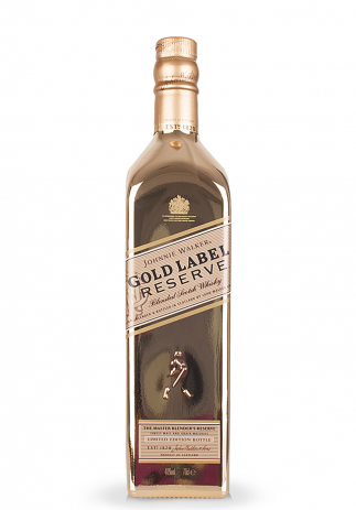 Whisky Johnnie Walker Reserve, Golden Label Blended Scotch (0.7L)