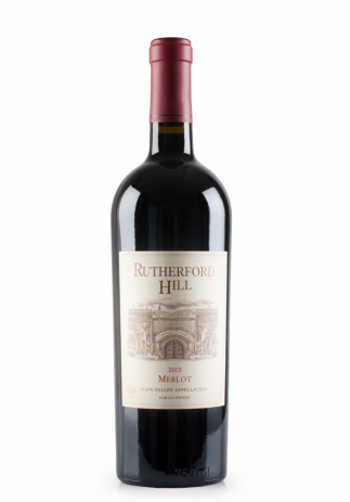 Vin Rutherford Hill, Napa Valley Appellation, Merlot 2013 (0.75L)