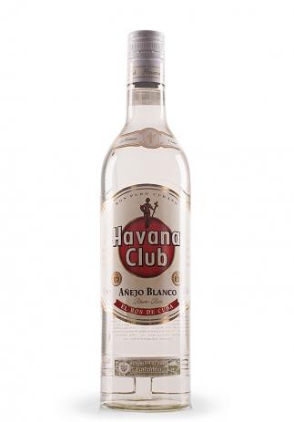 Rom Havana Club Anejo Blanco Cuba (0.7L) Image