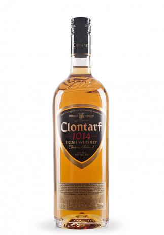 Whisky Clontarf, Irish Whiskey Classic Blend (0.7L)