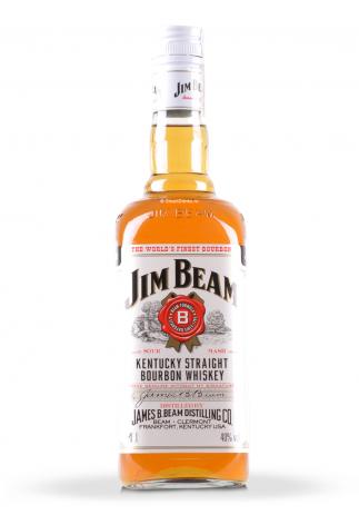 Whisky Jim Beam Straight Bourbon (1L) Image
