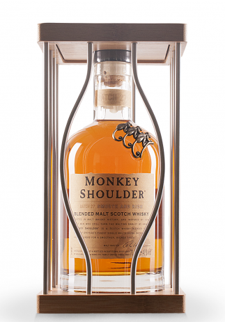 Whisky Monkey Shoulder The Cage, Blended Malt Scotch (0.7L)