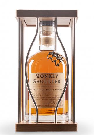 Whisky Monkey Shoulder The Cage, Blended Malt Scotch (0.7L)