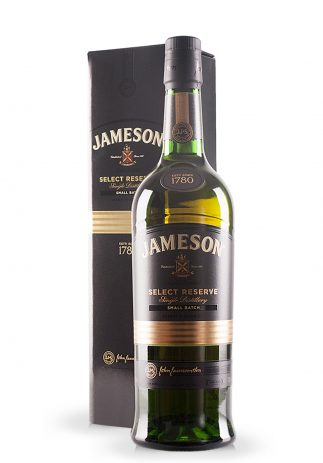 Whisky Jameson Select Reserve, Single Distillery, Small Batch (0.7L)
