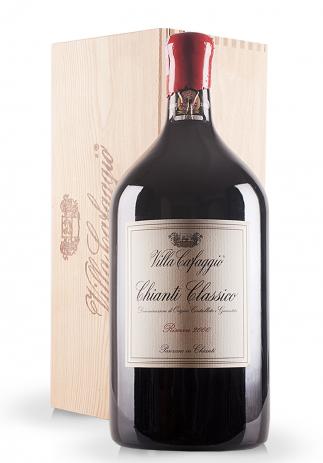 Vin Villa Cafaggio Dublu Magnum, DOCG Chianti Classico Riserva 2000 (3L)