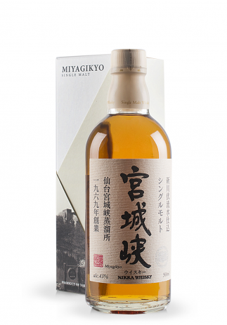 Whisky Nikka, Miyagikyo Single Malt (0.5L)
