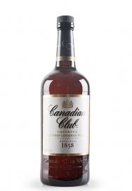 Whisky Canadian Club, Blended Canadian whisky (1L)
