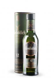Whisky Glenfiddich 12 ani, Single Malt Scotch (0.35L)