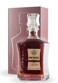 Cognac Metaxa Private Reserve, Fine Distillates Aged up to 30 years (0.7L)