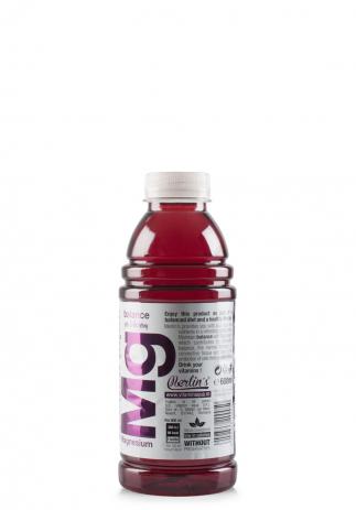 Aqua Vitam!n Magneziu Echilibru cu gust de pere si afine (Bax 6 st x 600ml) Image