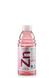 Aqua Vitam!n Zinc +Vitamina B6 cu gust de punch de fructe (Bax 6 st x 600ml)