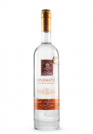 Rom Diplomatico Blanco Reserva, Extra Anejo Ultra Premium (0.7L)