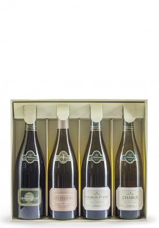 Pachet Vin La Chablisienne - 20%discount* (4x0.75L)