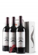 Vin Vila Babiciu Roșu, Merlot 2015 (Pachet 3 sticle + tirbușon) (3x0.75L)