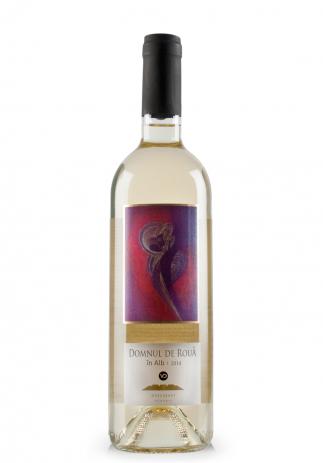 Vin Avincis Vila Dobrusa, Domnul de Rouă în Alb 2014 (0.75L)