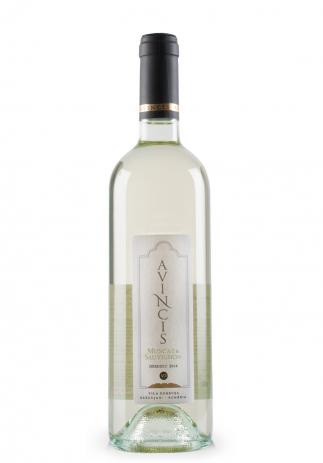 Vin Avincis Vila Dobrusa, Muscat Ottonel & Sauvignon Blanc 2014 (0.75L)