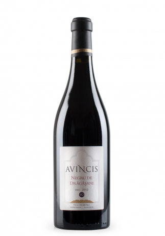Vin Avincis Vila Dobrusa, Negru de Dragasani 2012 (0.75L)