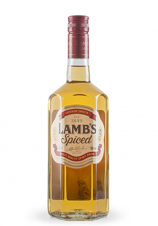 Rom Lamb's Spiced, Superior Smooth (0.7L) Image