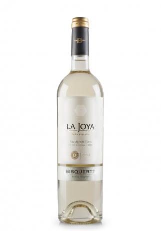 Vin Bisquertt, La Joya Sauvignon Blanc, Gran Reserva, D.O. Valle de Colchagua, 2015 (0.75L)