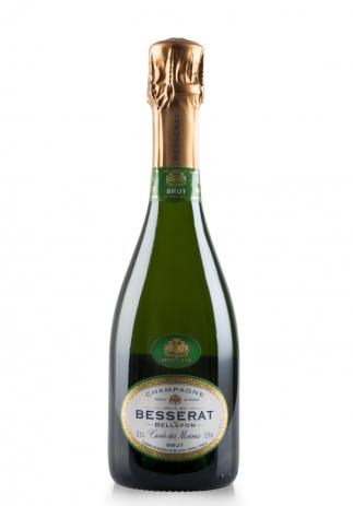 Champagne Besserat de Bellefon, Cuvée des Moines, Brut (0.375L) (3310, SAMPANIE MICA BRUT FRANTA)