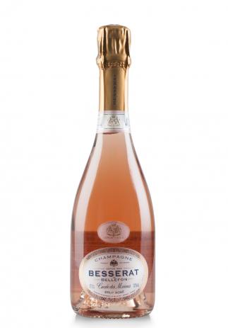 Champagne Besserat de Bellefon, Cuvée des Moines, Brut Rosé (0.375L) Image