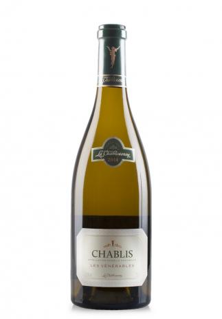 Vin Les Venerables, A.O.C. Chablis 2014 (0.75L) (3390, VIN ALB SEC BURGUNDIA)