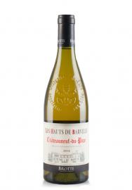 Vin Les Hauts de Barville, A.O.C. Chateauneuf du Pape 2016 (0.75L)