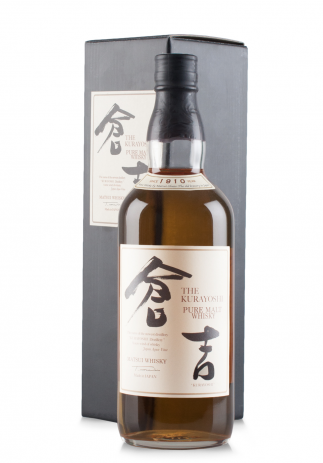 Whisky The Kurayoshi Pure Malt Whisky (0.7L) Image