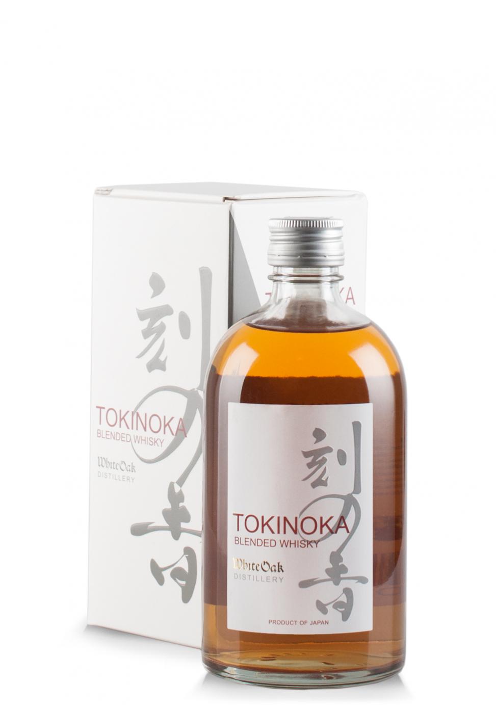 Whisky Tokinoka, White Oak Japan (0.5L)