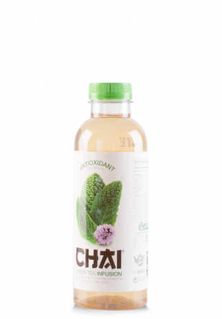 Merlin's CHAI, Infuzie de ceai verde (Bax 6 st x 600ml) Image