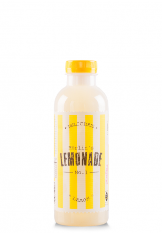 Limonada Merlin's no. 1 Lemon (Bax 6 st x 600ml) Image