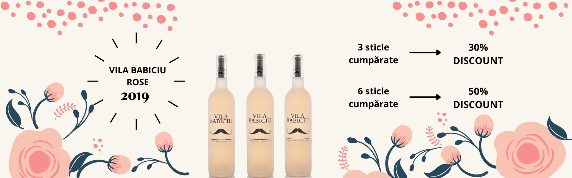 Discount Vila Babiciu rose