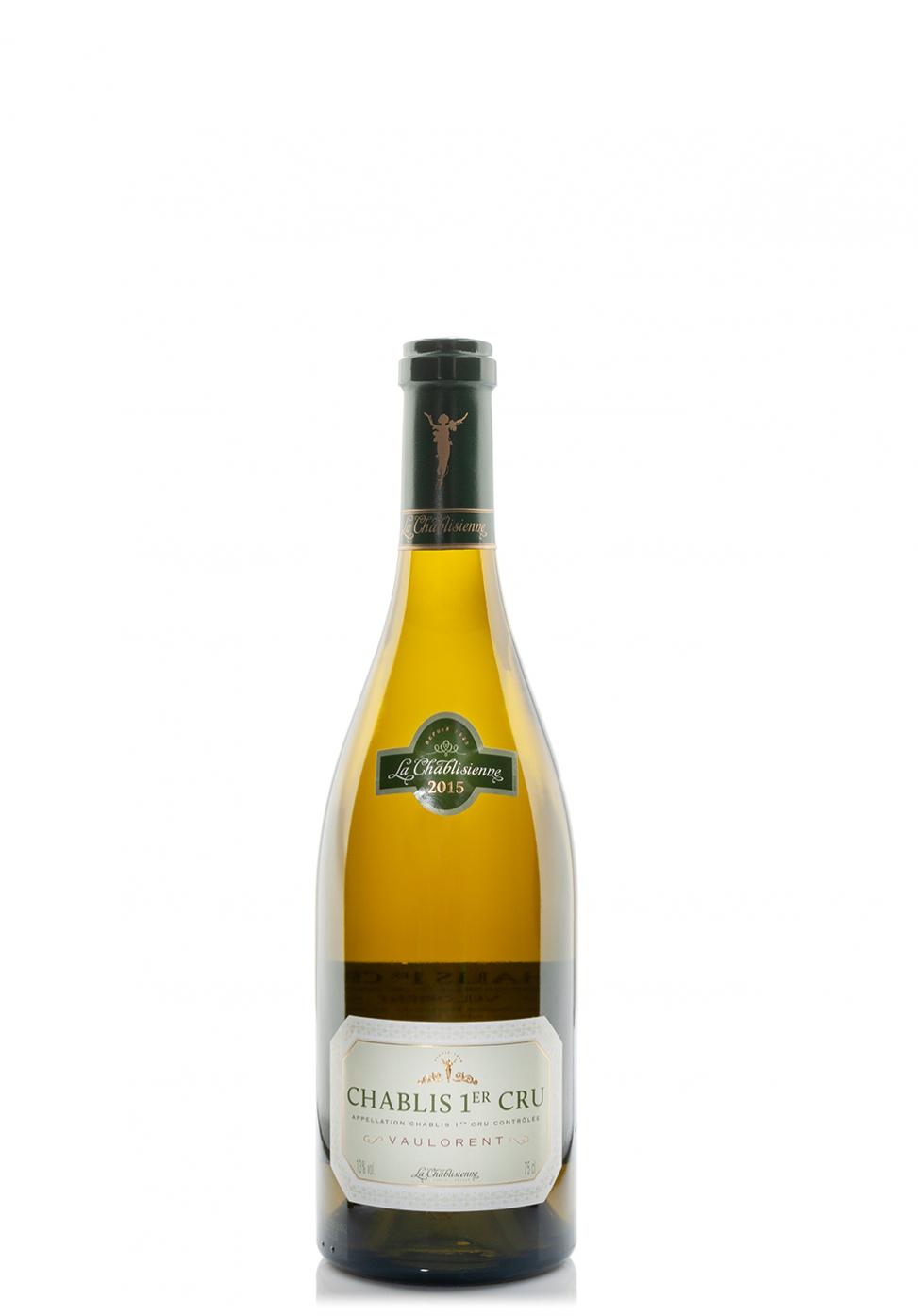 Vin Chablis 1er Cru Vaulorent 2015 (0.75L)