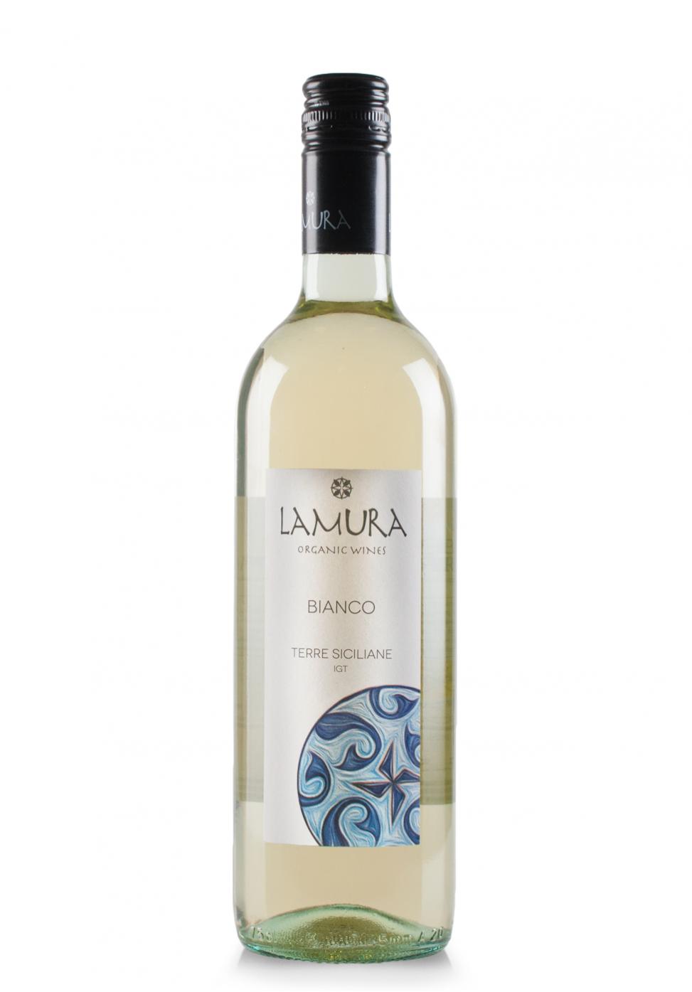 Vin La Mura, IGT Bianco Terre Siciliane, 2018 (0.75L)