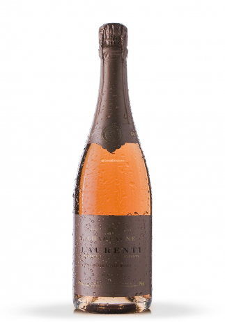 Champagne Laurenti Grande Cuvee Rose Brut (0.75L) (1479, SAMPANIE LAURENTI)
