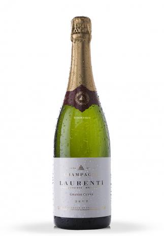 Champagne Laurenti Grande Cuvee Brut Magnum (1.5L) (2221, SAMPANIE LAURENTI)